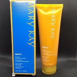 Mary Kay sunscreen broad spectrum spf 50